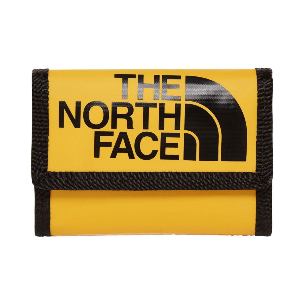 THE NORTH FACE - BASE CAMP WALLET TNF YELLOW/TNF