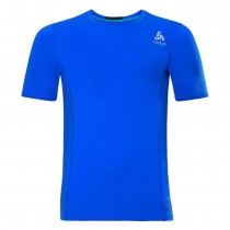 ODLO - BL TOP CREW NECK S/S CERAMICOOL PRO MEN - MEN