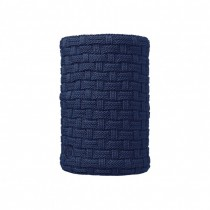 BUFF - KNITTED & POLAR NECKWARMER AIRON DARK DENIM