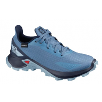 SALOMON - ALPHACROSS BLAST CSWP J COPEN BLUE - BOYS