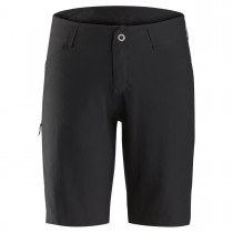 ARC'TERYX - CRESTON SHORT 10.5 W BLACK - WOMEN