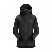 ARC'TERYX - ZETA SL JACKET W BLACK - WOMEN