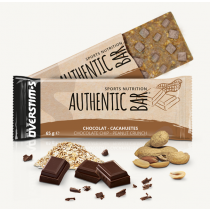 OVERSTIMS - AUTHENTIC BAR CHOCOLATE PEANUT