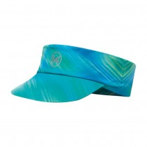 BUFF - PACK RUN VISOR R-SHINING TURQUOISE