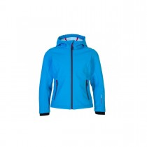 CAMPAGNOLO - GIRL JACKET FIX HOOD 3A29385N - GIRLS