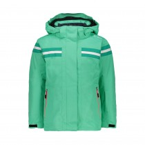 CAMPAGNOLO - G JACKET SNAPS HOOD 39W2005 - GIRLS