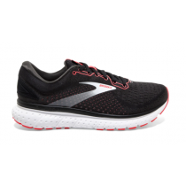 BROOKS - GLYCERIN 18 BLACK/CORA - WOMEN