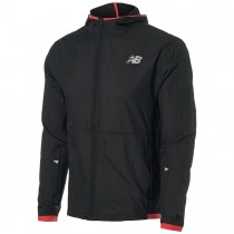 NEW BALANCE - PRINTED IMPACT RUN LIGHT PACK JACKET - MEN