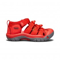 KEEN - NEWPORT H2 C FIREY RED - BOYS