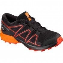 SALOMON - SPEEDCROSS CSWP J BK TANGELO - BOYS