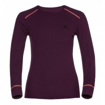 ODLO - SHIRT L/S CREW NECK 152021 30305 WMN - WOMEN