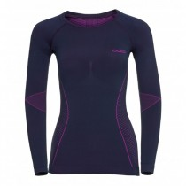 ODLO - SHIRT L/S CREW NECK 183131 20347 - WOMEN