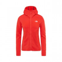 THE NORTH FACE - W IMPENDOR LT ML HD JUICY RED DARK - WOMEN