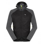 TURBIAS JACKET W/HOOD